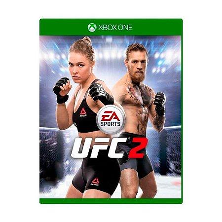Jogo EA Sports UFC 2 - Xbox One