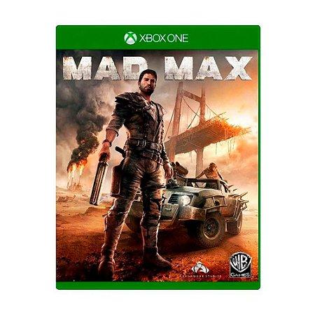 Jogo Mad Max - Xbox One