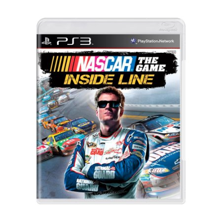 Jogo NASCAR The Game: Inside Line - PS3