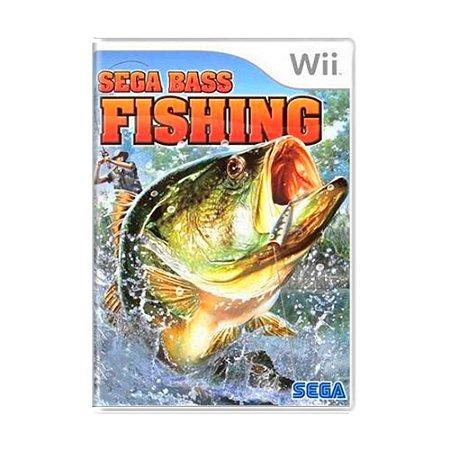 Jogo Sega Bass Fishing - Wii