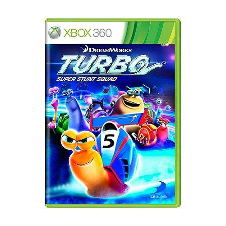 Jogo Turbo Super Stunt Squad - Xbox 360