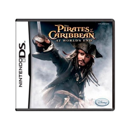 Jogo Pirates of the Caribbean: At World's End - DS