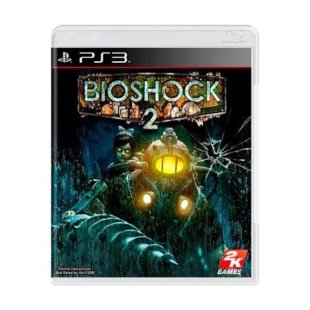 Jogo BioShock 2 - PS3