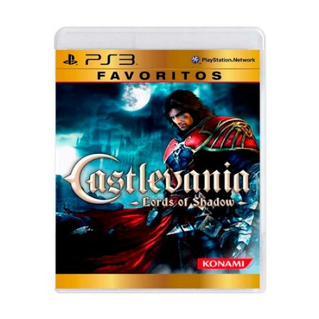 Jogo Castlevania: Lords of Shadow - PS3