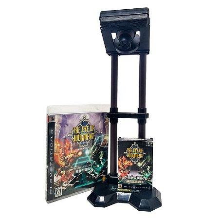 Jogo The Eye of Judgment Bundle - PS3