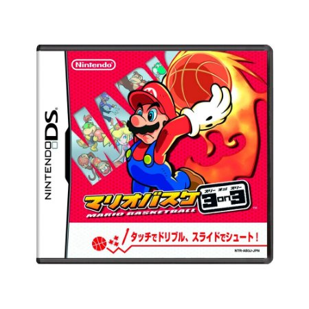 Jogo Mario Basketball: 3 on 3 - DS
