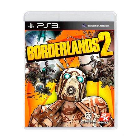 Jogo Borderlands 2 - PS3
