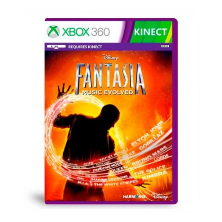 Jogo Disney Fantasia: Music Evolved - Xbox 360