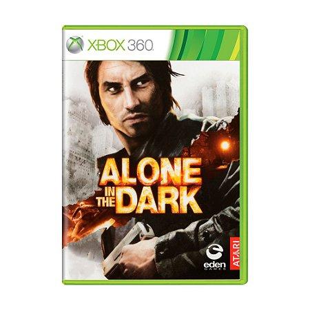 Jogo Alone in the Dark - Xbox 360
