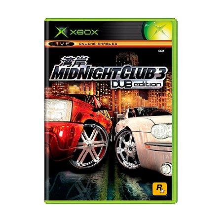Jogo Midnight Club 3: Dub Edition - Xbox