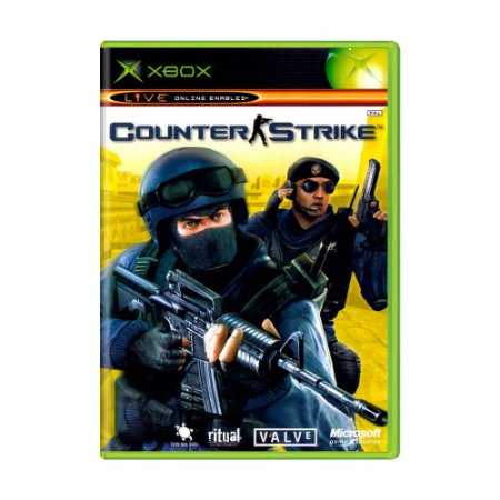 Jogo Counter Strike - Xbox Classic