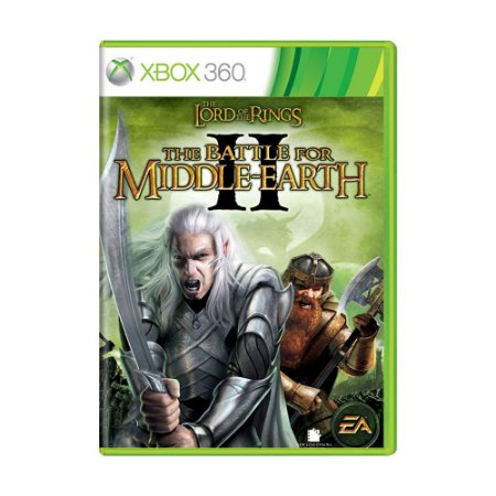 Jogo Lord of The Rings: The Battle for Middle-earth II - Xbox 360
