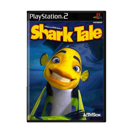 Jogo Shark Tale - PS2