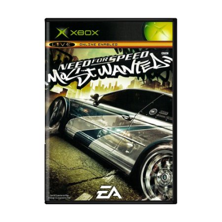 Jogo Need for Speed Most Wanted - Xbox