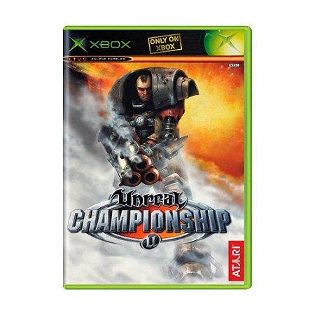 Jogo Unreal Championship - Xbox