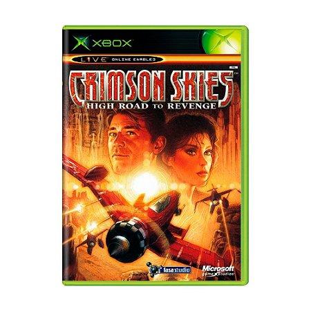 Jogo Crimson Skies: High Road to Revenge - Xbox