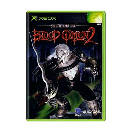 Jogo Blood Omen 2 - Xbox