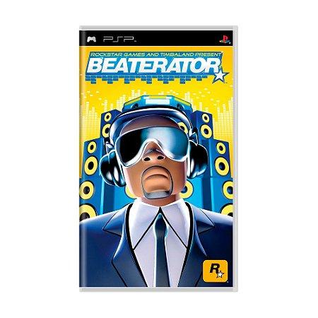 Jogo Beaterator - PSP