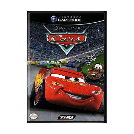 Jogo Cars - GC - GameCube