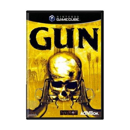 Jogo Gun - GC - GameCube