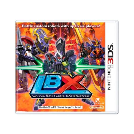 Jogo LBX: Little Battlers eXperience - 3DS