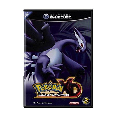 Jogo Pokémon XD: Gale of Darkness - GC - GameCube