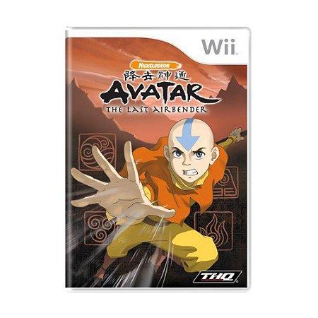 Jogo Avatar: The Last Airbender - Wii