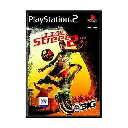 Jogo Fifa Street 2 - PS2