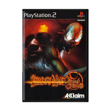 Jogo Shadow Man: 2econd Coming - PS2