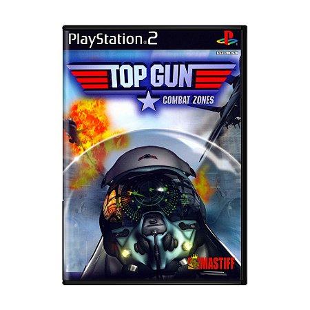 Jogo Top Gun - PS2