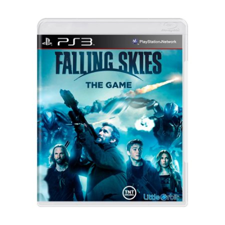Jogo Falling Skies The Game - PS3