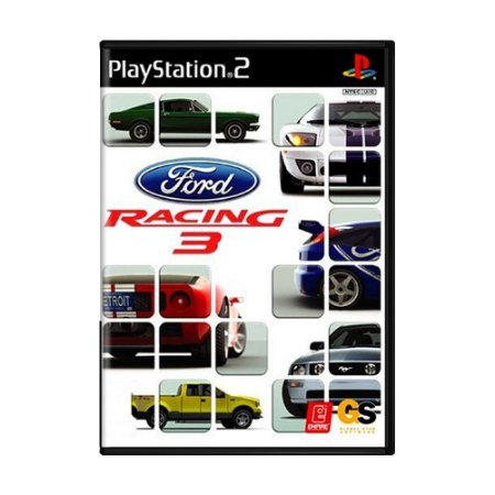 Jogo Ford Racing 3 - PS2