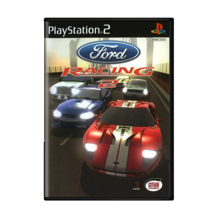 Jogo Ford Racing 2 - PS2