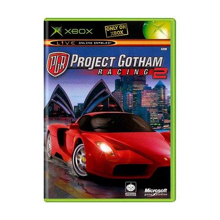 Jogo Project Gotham Racing  2 - Xbox