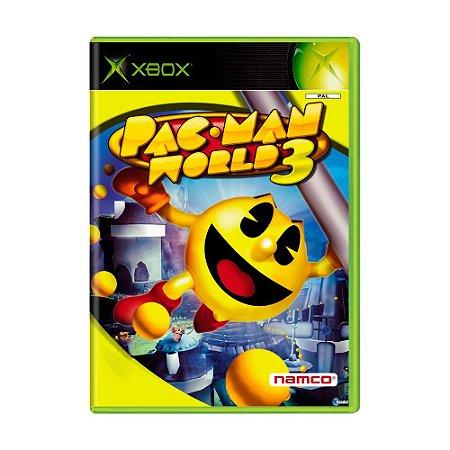 Jogo Pac-Man World 3 - Xbox