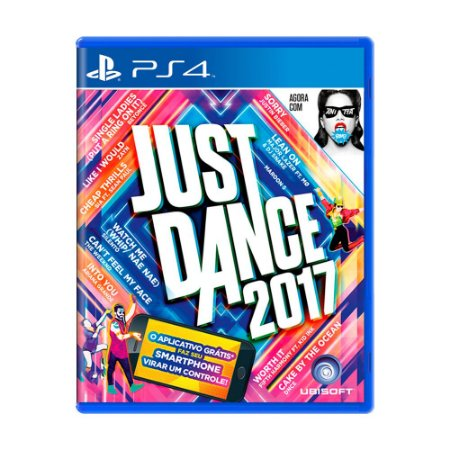 Jogo Just Dance 2017 - PS4