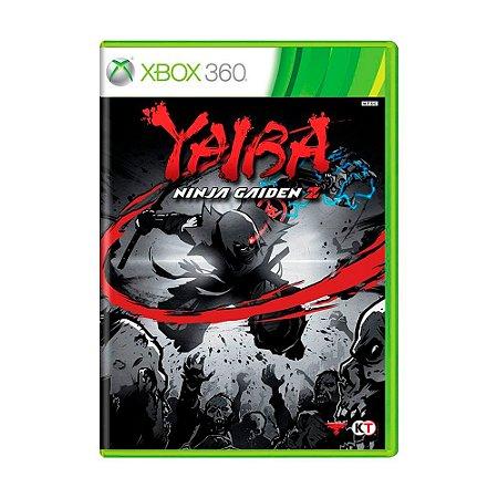 Jogo Yaiba: Ninja Gaiden Z - Xbox 360