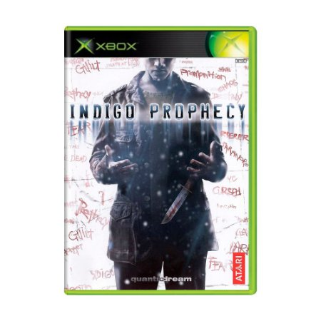Jogo Indigo Prophecy - Xbox
