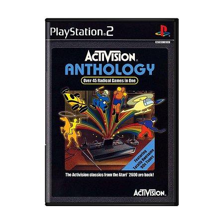 Jogo Activision Anthology - PS2