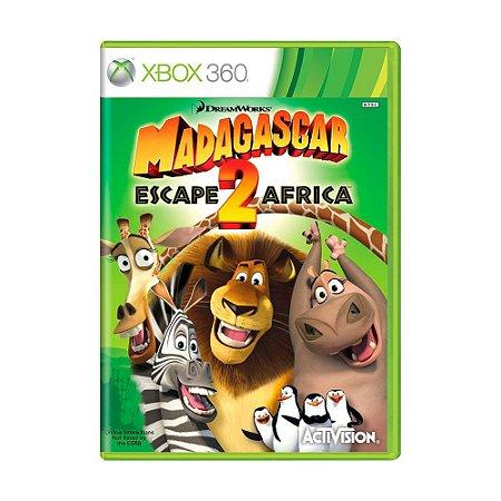 Jogo Madagascar: 2 Escape Africa - Xbox 360