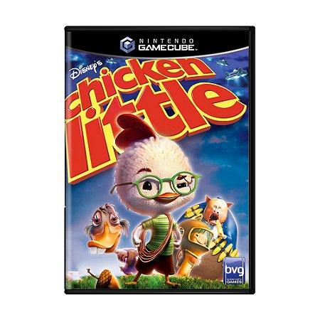 Jogo Chicken Little - GC - GameCube