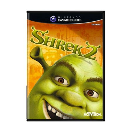 Jogo Shrek 2 - GC - GameCube