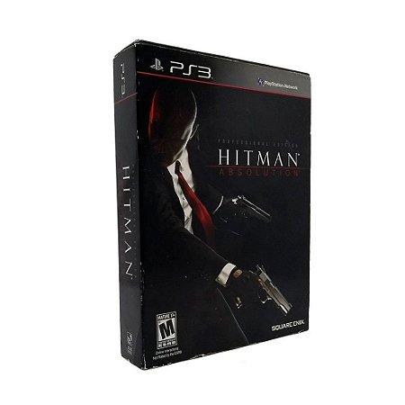 Jogo Hitman Absolution (Professional Edition) - PS3