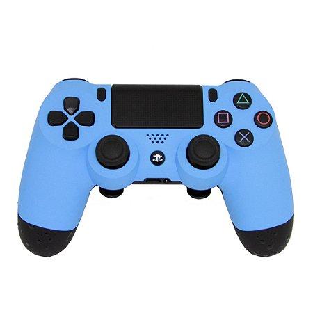 Controle Sony Dualshock 4 Azul Claro sem fio - PS4