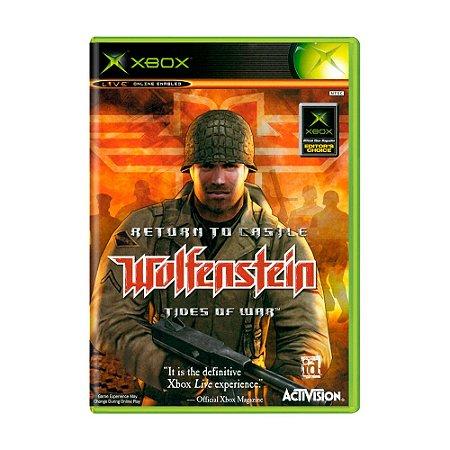 Jogo Return to Castle Wolfenstein: Tides of War - Xbox