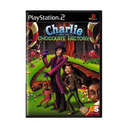 Jogo Charlie and the Chocolate Factory - PS2
