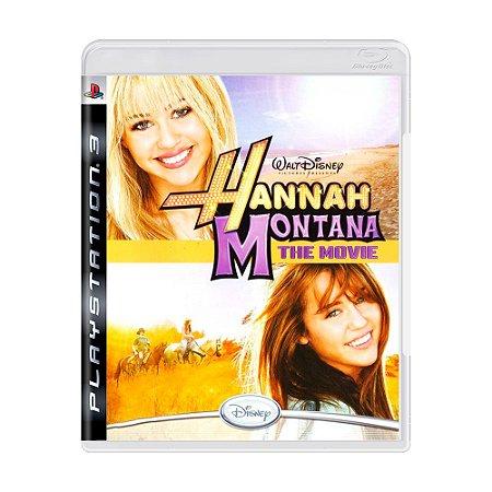 Jogo Hannah Montana: The Movie - PS3