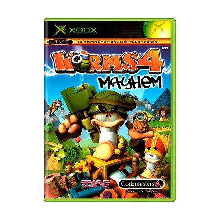 Jogo Worms 4: Mayhem - Xbox