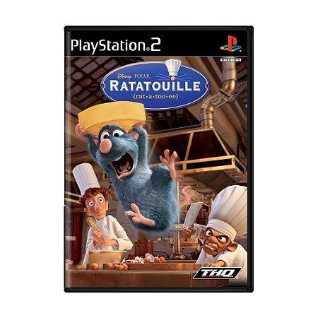 Jogo Ratatouille - PS2