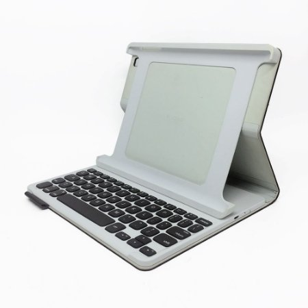Case e Teclado Logitech Folio Keyboard p/ New Ipad 3 Preta